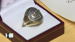 World War II ring reunited with owner