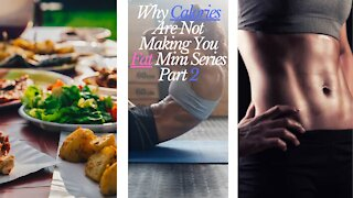Why Calories Are Not Making You Fat Mini Series Part #2