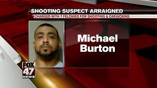 Suspect arraigned on homicide charges - Video