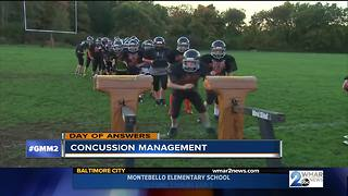 Day of Answers Concussion Management - Video