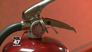 New tool help residents use fire extinguishers - Video