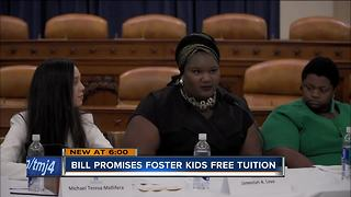 Proposal: Waive college tuition for foster kids in Wisconsin