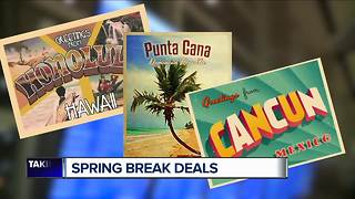 Getting the best deals for spring break travel - Video