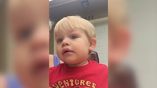 Watch this Little Boy Learn he Loves Fireworks