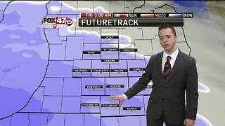 Dustin's Forecast 2-8 - Video
