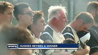 Franklin baseball coach retires as winningest coach with 938 victories