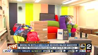 Local Boys & Girls Club selected for extreme makeover - Video