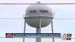 Citizens hopeful Wood Heights PD will return after court ruling