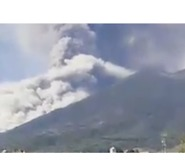 Guatemala's Volcan de Fuego Erupts for First Time in 2018 - Video
