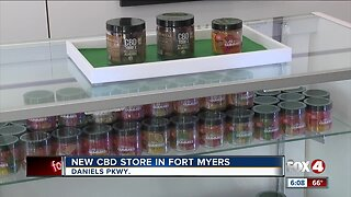 New CBD store opens in Fort Myers