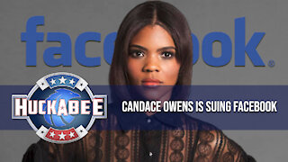 Candace Owens FACES OFF With FACEBOOK! | The People's Podcast | Huckabee
