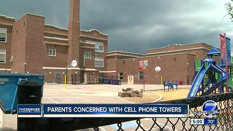 Parents concerned over placement of cell towers near DPS schools