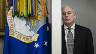 John Kelly Said He Was 'Sick' About Firing, Comey Writes