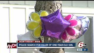 Reward offered for information leading to suspect in killing of 1-year-old girl - Video