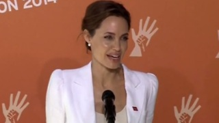 Are politics in Angelina Jolie's future? - Video