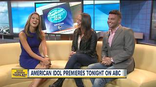 American Idol alums offers advice for contestants on new series - Video