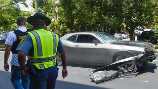 Charlottesville Car Attacker Pleads Guilty To Hate Crime Charges