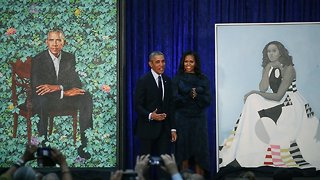 Barack And Michelle Obama's Official Portraits Have Been Revealed