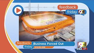 Feedback Friday: FC Cincinnati blasted for forcing business from West End