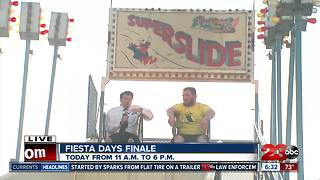 Frazier Park celebrates 51st Fiesta Days - Video