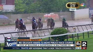 Is Preakness moving to Baltimore County? - Video