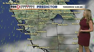 FORECAST: Warm & humid Tuesday, cold front on the way - Video