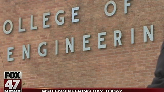 Engineering day at MSU - Video
