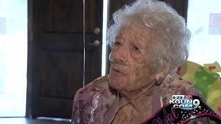 Happy Birthday, Wanda! Tucson woman turns 104 - Video