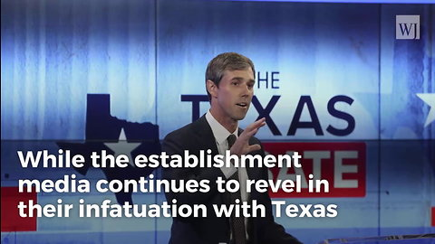 While Media Fawns Over Beto Crowds, Trump Texas Rally Forced to Find Bigger Venue