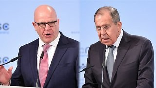 US, Russian Officials Respond To Mueller's Indictment