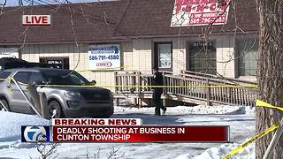 Police: Bullying led to deadly workplace shooting in Clinton Township - Video
