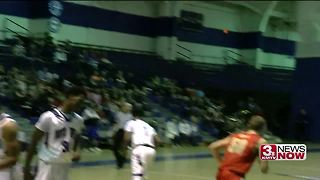 Bishop Neumann vs. Boys Town basketball - Video