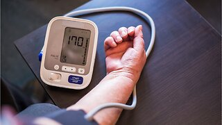 Lowering blood pressure after stroke reduces brain bleeding