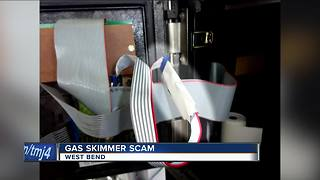 West Bend Police bust sophisticated card skimming operations