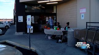 Donate a turkey at the Super Saturday Turkey Drive - Video