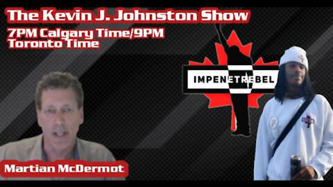 On Tonights Show, We Have Martin McDermot, Thebrand Impenetrebel, Kelly Anne Wolfe and Stefanos