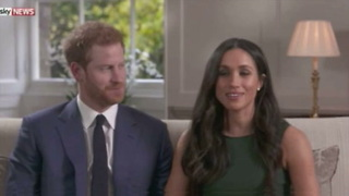 Prince Harry's Wedding Date Is Set But the Venue Isn't Your Usual Over-the-Top Royal Wedding Spot - Video