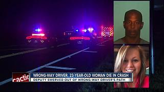 23YO killed by wrong-way driver in Hernando Co. - Video
