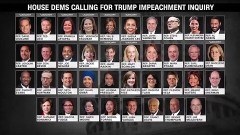 These Michigan Democrats support President Trump impeachment hearings