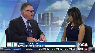 New tax law breakdown - Video