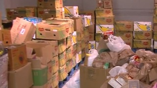 Feeding South Florida is boxing meals this week for new Adopt-A-Family program - Video