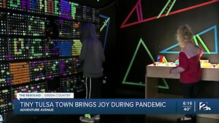Adventure Avenue offers fun during pandemic