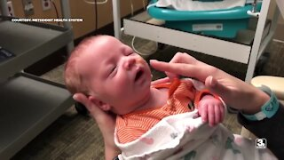 New face masks help NICU babies engage with parents