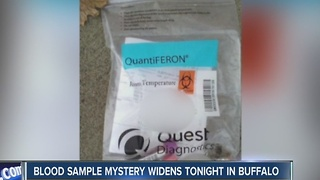 Blood sample mystery widens in Buffalo - Video