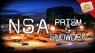 Stuff They Don't Want You To Know: The NSA: PRISM and Snowden - Video