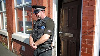 Manchester Police Investigating Stabbings As A Terrorist Incident