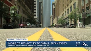 20 Million Additional Dollars for Small Businesses in Tulsa County