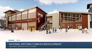 CSU starts construction on Spur campus at National Western