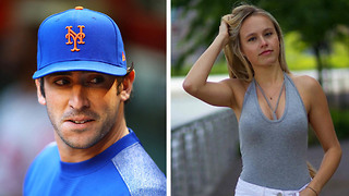 Matt Harvey Hooking Up with Newest Fumble Fox Member Kristina Krishka - Video