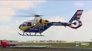 Collier County gets new medflight helicopter
